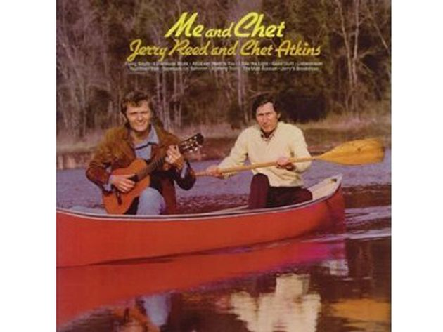 Jerry Reed/Chet Atkins – Me and Chet (1972)