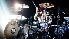 Travis Barker's guide to staying fit on the road
