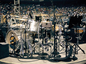 U2's drum setup in pictures: Larry Mullen Jr's 360° Tour kit revealed