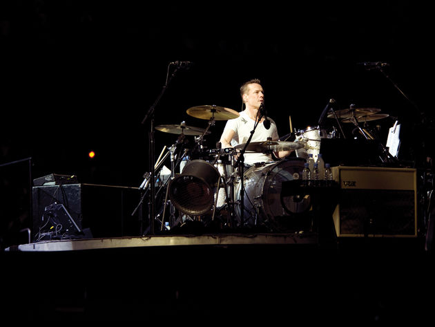 The 360° drum riser