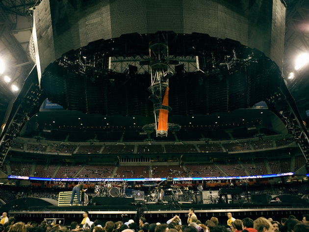 The Claw: U2's 360° Tour stage explained