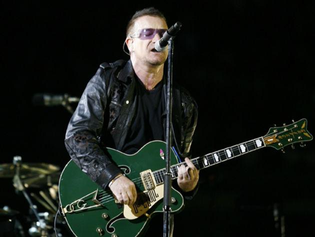 Bono's got guitar 'soul'