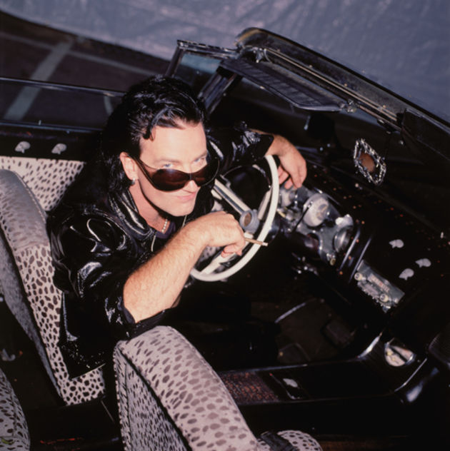 Bono is The Fly