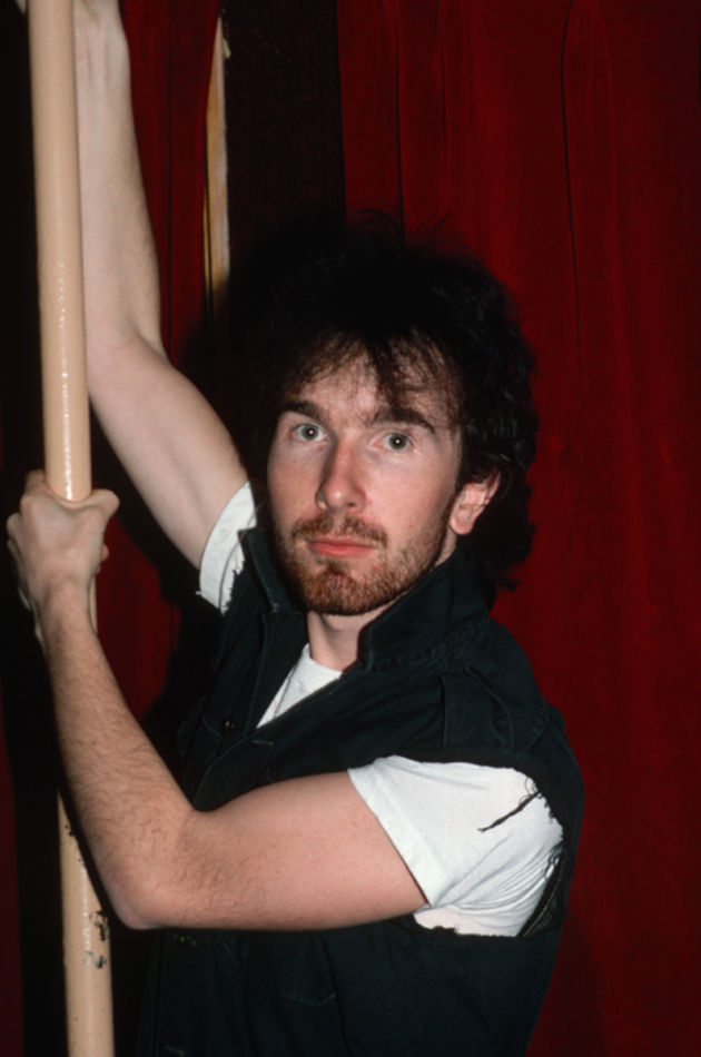 The Edge in 1982