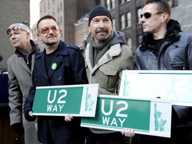 U2 Way? Way!