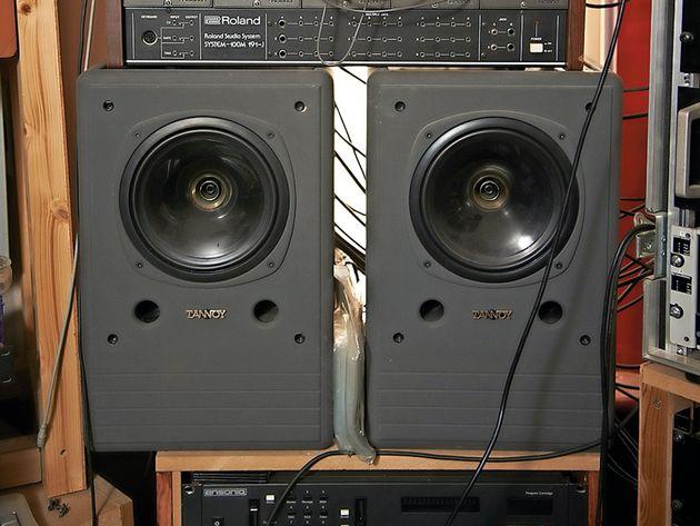 Tannoy monitors