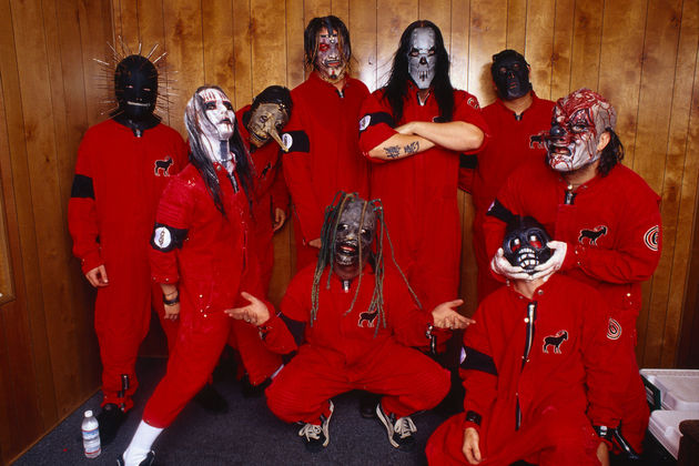 Slipknot - Reading, 2000