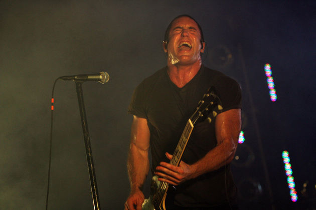 Nine Inch Nails - Sonisphere, 2009
