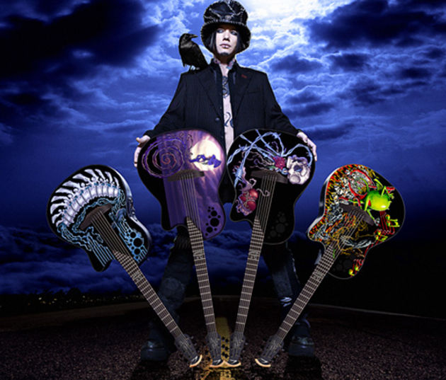 Ovation DJ Ashba Demented Collection