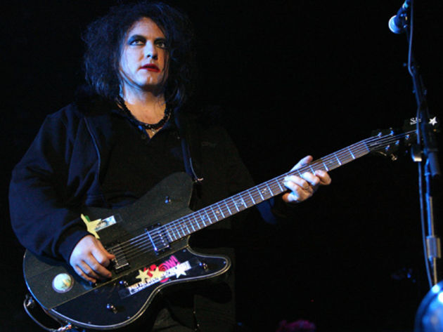 Schecter Ultracure Robert Smith