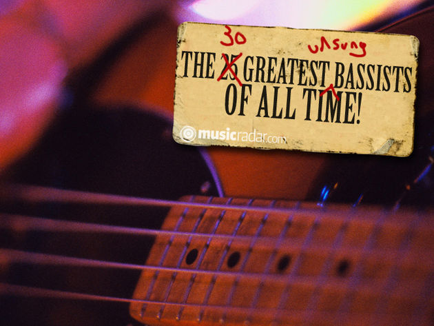 30 amazing unsung bassists (in no particular order)