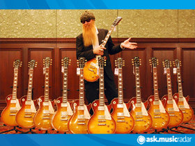 Les paul legends