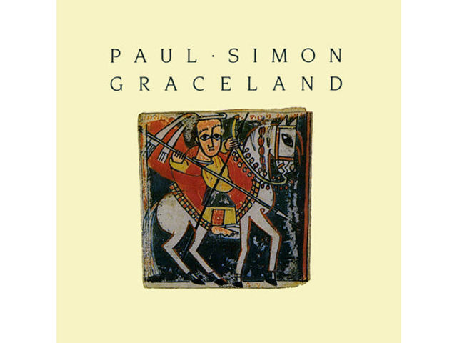Paul Simon – Graceland (1986)