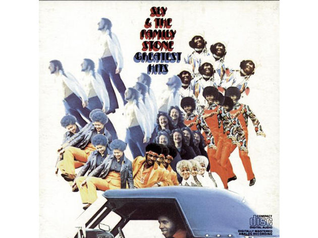 Sly & The Family Stone – Greatest Hit (1970)