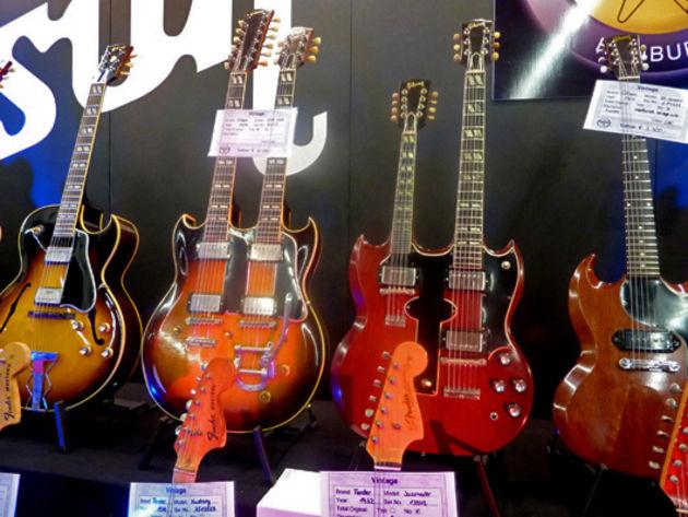 Gibson doublenecks