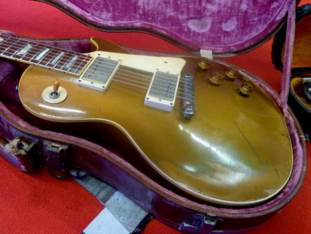 1955 Les Paul Goldtop