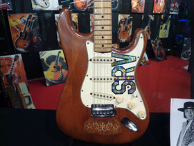 Musikmesse 2010: Clapton's Blackie and SRV's Lenny in pictures