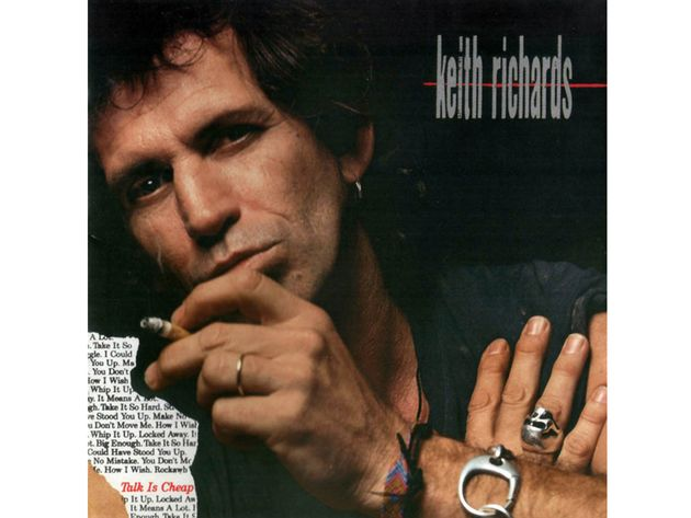 Keith Richards – Talk Is Cheap (1988)