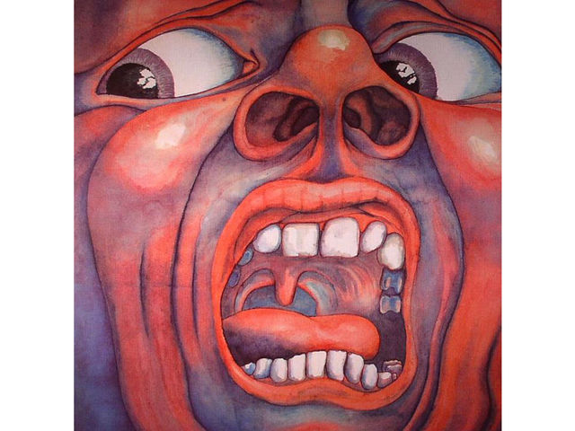 King Crimson – In The Court Of The Crimson King (1969)