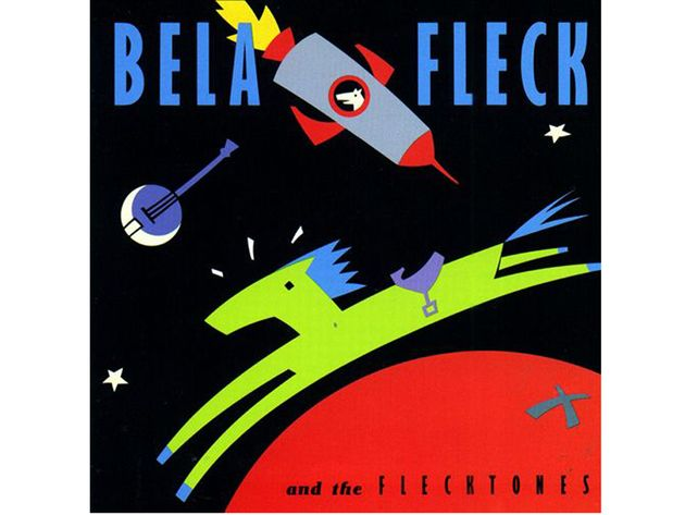 Bela Fleck And The Flecktones – Bela Fleck And The Flecktones (1990)