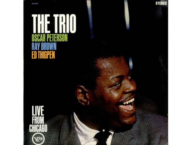 Oscar Peterson – The Trio (1961)