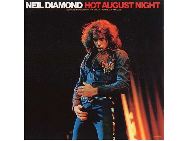 Neil Diamond – Hot August Night (1972)