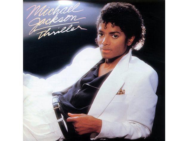 Michael Jackson – Thriller (1982)
