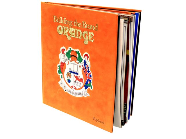 The Book Of Orange (£29.99)