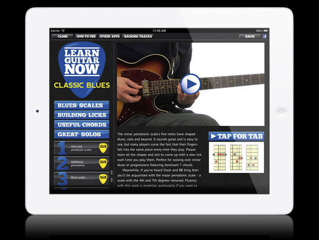 Learn Guitar Now
