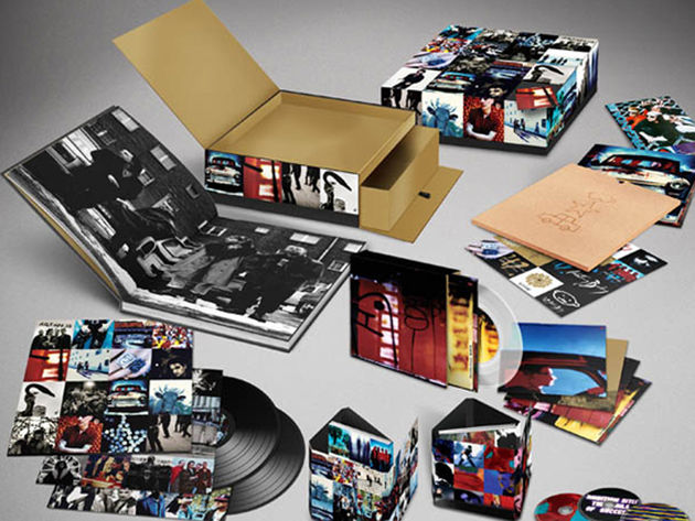 U2 - Achtung Baby Super Deluxe Edition