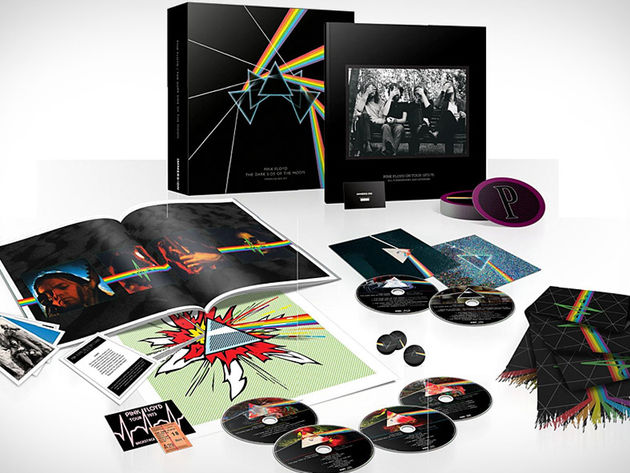 Pink Floyd - The Dark Side Of The Moon Immersion Boxset