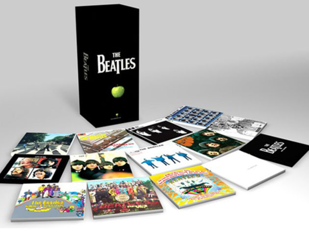 The Beatles Box Set: Remastered In Stereo, The Beatles In Mono