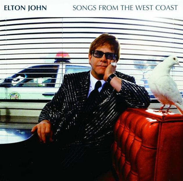 Elton John – Songs From The West Coast (2001)