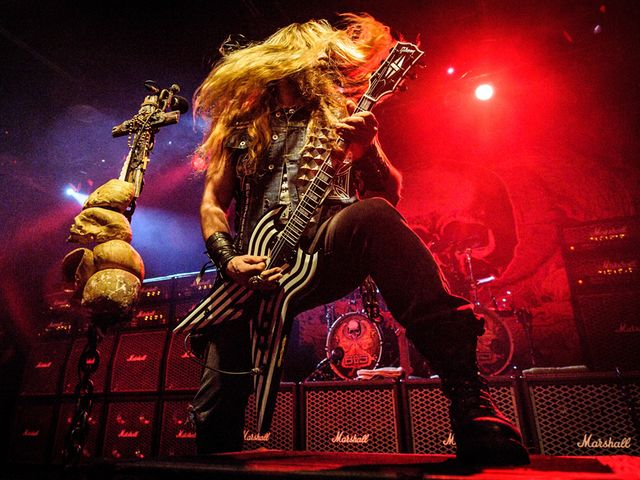 Zakk Wylde: my top 5 not-so-guilty pleasures of all time