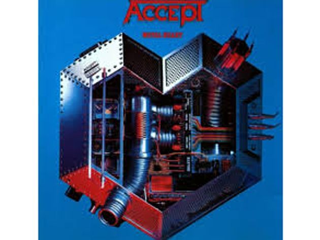 Accept – Metal Heart (1985)