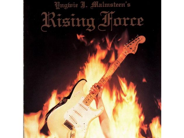 Yngwie Malmsteen – Rising Force (1984)