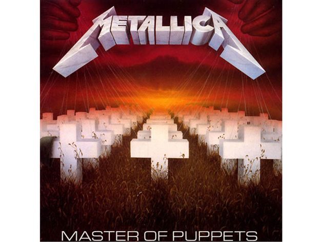 Metallica – Master Of Puppets (1986)
