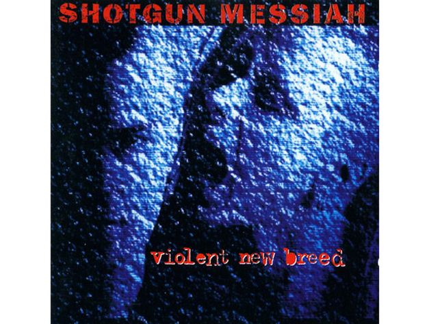 Shotgun Messiah – Violent New Breed (1993)