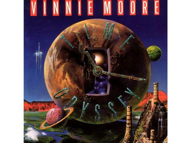 Vinnie Moore – Time Odyssey (1988)
