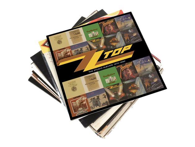 Billy Gibbons discusses the 10-disc ZZ Top box set