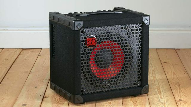 RedSub BT5110 500w bass amp