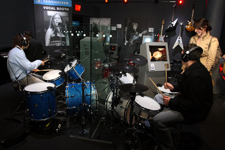 The Gibson Interactive Studio at the BME
