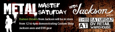 DV Metal Master Saturday