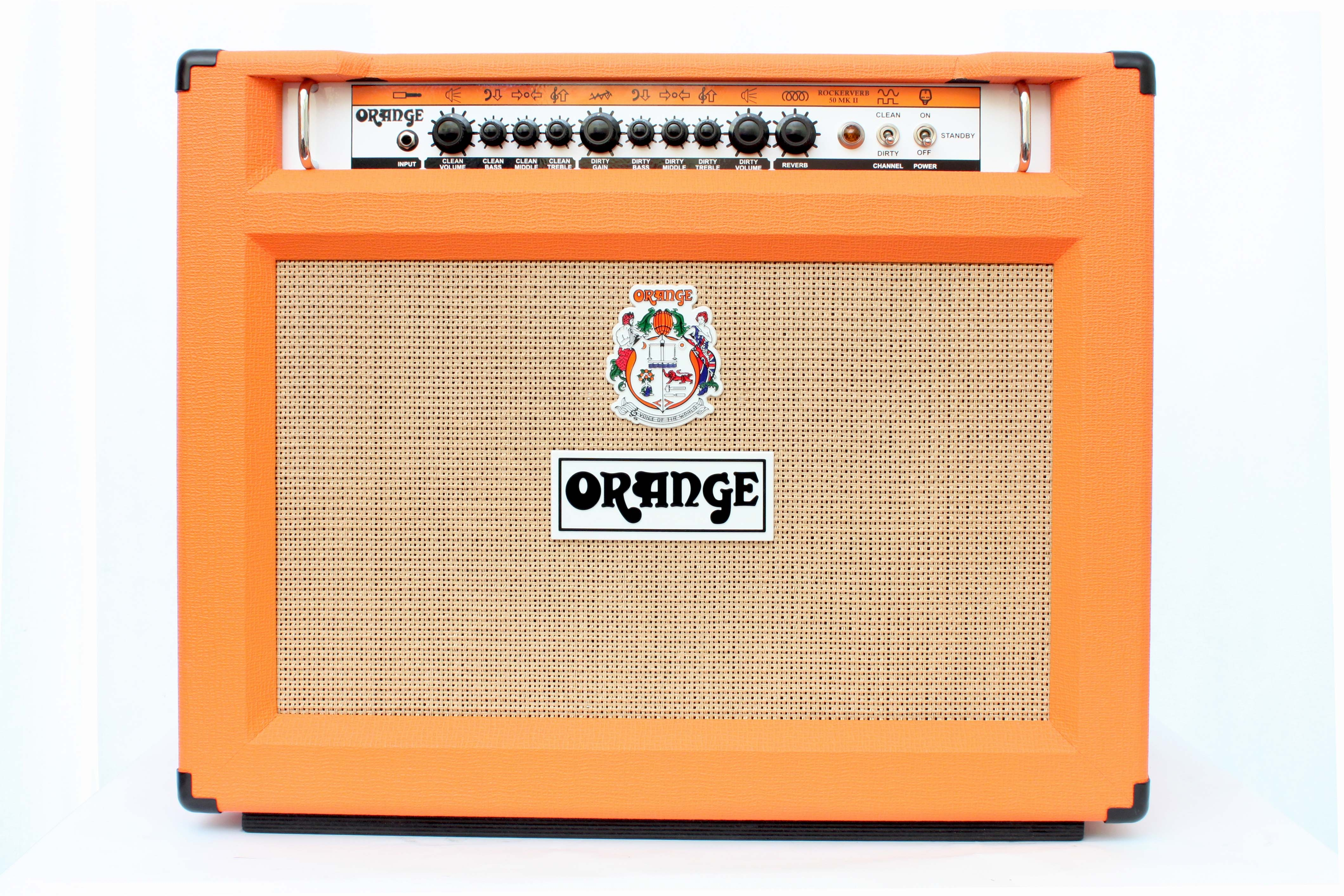 Orange Amps Rockerverb RK50C MKII 212