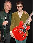 Paul Weller & Graham Coxon