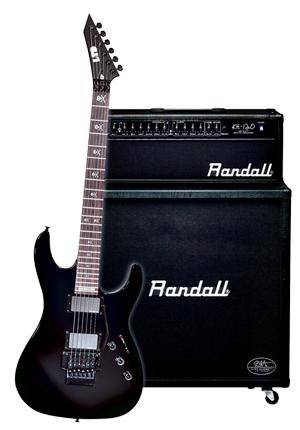 Kirk Hammett rig