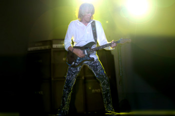 Thin Lizzy's Scott Gorham