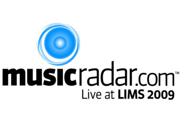 MusicRadar at lims 09