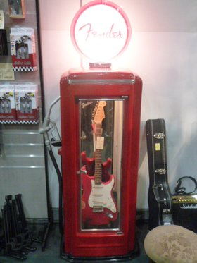 Fender pump