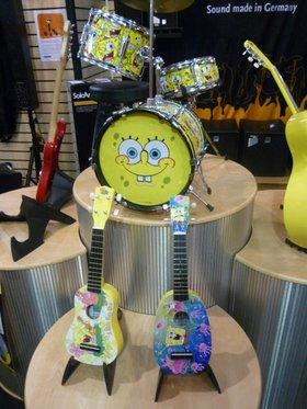 SpongeBob squareband
